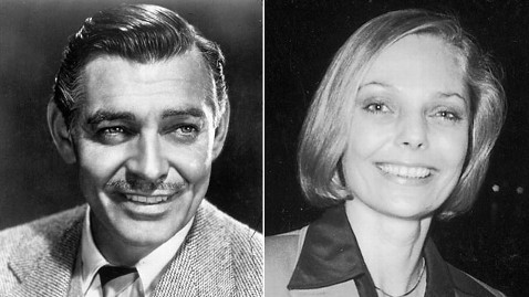 gty clark gable judy lewis dm 111201 wblog Secret Children of Hollywood: Clark Gables Daughter Dies