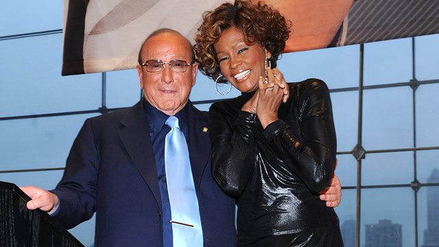 PHOTO: Under Clive Davis Guidance, Whitney Houston Became World Superstar