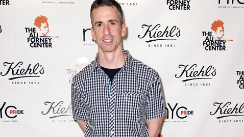 gty dan savage thg 120501 wblog Dan Savage Accused of Bullying, Promoting Promiscuity