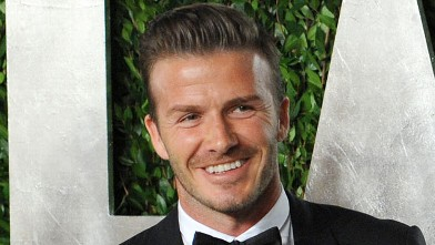PHOTO: David Beckham attends the 2012 Vanity Fair Oscar Party Feb. 26, 2012 in West Hollywood, Calif.