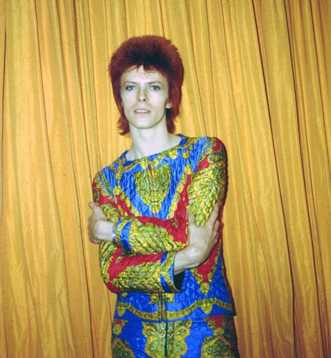 gty david bowie ziggy 1972 yellow thg 120605 wblog Ziggy Stardust 40th Anniversary