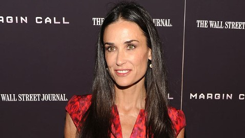 gty demi moore jp 113011 wblog Demi Moore Spent Thanksgiving Weekend with Close Friend
