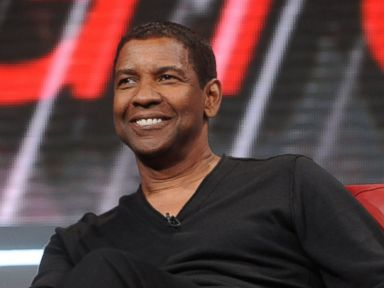 PHOTO: Denzel Washington attends BET 106 and Park on September 23, 2014 in New York City.