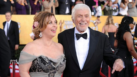 gty dick van dyke arlene silver ll 120309 wblog Dick Van Dyke Marries 40 Year Old Makeup Artist