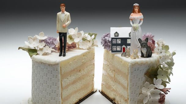 PHOTO: Some states are better than others for obtaining a divorce.