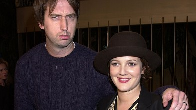 PHOTO: Drew Barrymore and Tom Green
