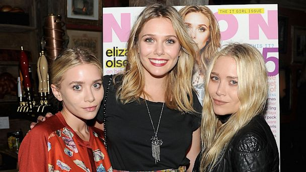 PHOTO: Ashley, Elizabeth and Mary-Kate Olsen