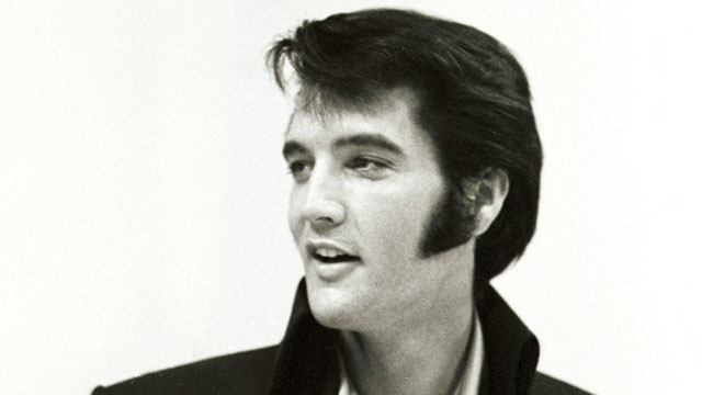 PHOTO: Elvis Presley is seen in this file photo circa 1970.