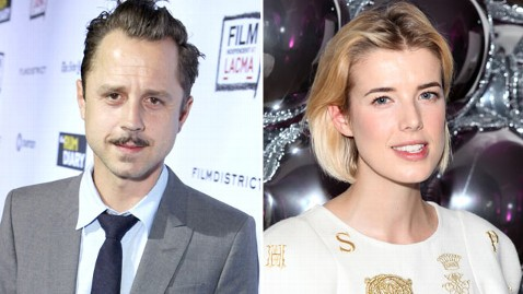 gty giovanni ribisi Agyness deyn married thg 120622 wblog Giovanni Ribisi Marries Agyness Deyn