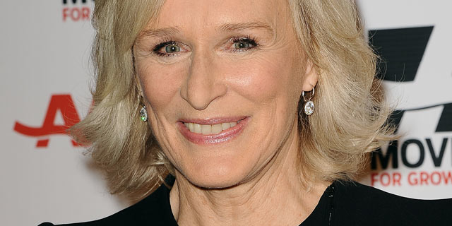PHOTO: Actress Glenn Close attends AARP Magazine's 11th annual Movies For Grownups Awards gala at the Beverly Wilshire Four Seasons Hotel on Feb. 6, 2012 in Beverly Hills, Cali.