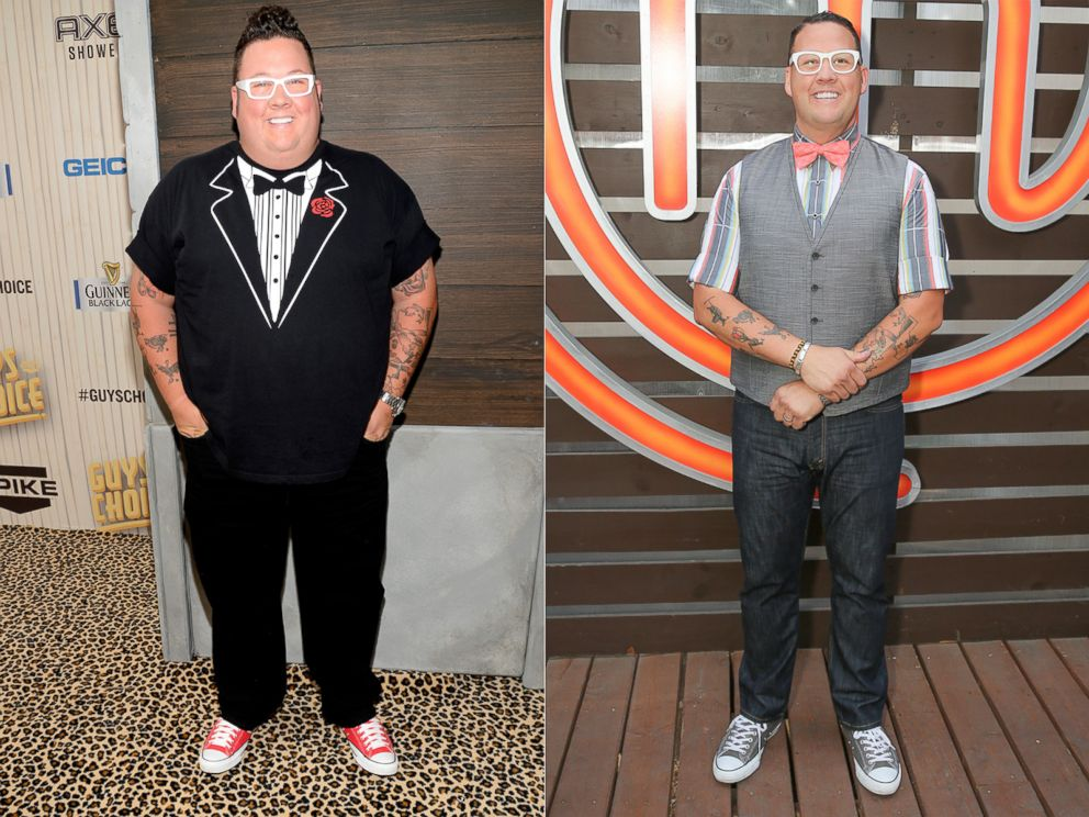 Hollywood's Biggest Losers: Star Weight-Loss ...
