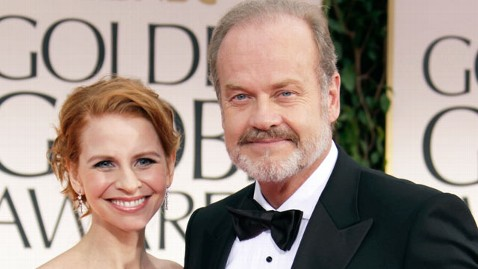 gty grammar tk 120115 wblog At Golden Globes, Kelsey Grammer Reveals Hes Expecting Twins