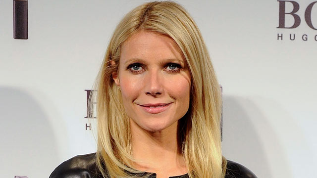 PHOTO: Gwyneth Paltrow presents 'Boss Nuit Pour Femme' fragrance at the Palacio de Neptuno on Oct. 29, 2012 in Madrid, Spain.