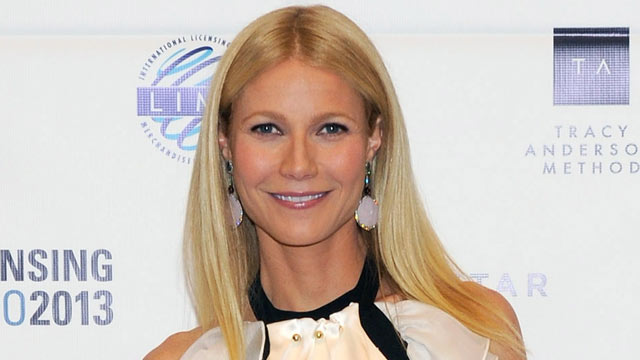 PHOTO: Gwyneth Paltrow appears after delivering a keynote address at Licensing Expo 2013 at the Mandalay Bay Convention Center on June 18, 2013 in Las Vegas.