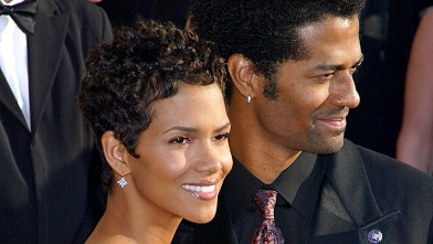 PHOTO: Halle Berry and Eric Benet