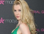 "PHOTO: Ireland Baldwin attends the Madonnas Fashion Evolution Pop-Up Exhibition and Material Girl"" Clothing Line at Macys Westfield Century City, in Century City, Calif., April 25, 2013."