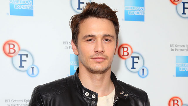 PHOTO: James Franco introduces a special screening of 'Psycho' as part of the BFI Epiphanies series at BFI Southbank on June 9, 2013 in London.