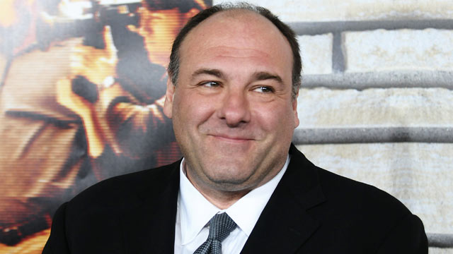 "PHOTO: James Gandolfini attends the premiere of ""Cinema Verite"" at Paramount Theater, April 11, 2011, in Hollywood, Calif."
