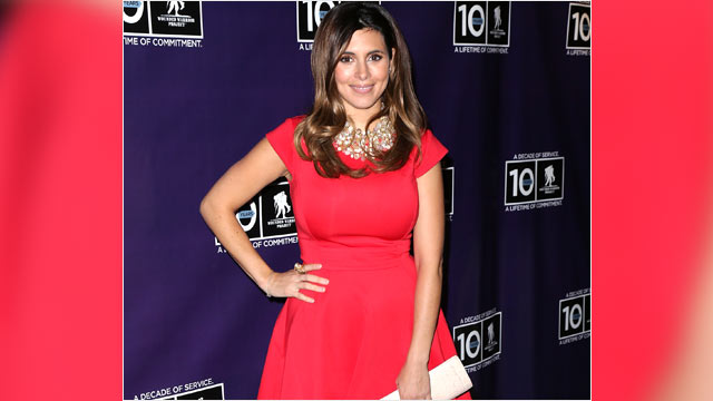 PHOTO: Actress Jamie-Lynn Sigler attends the Wounded Warrior Project's (WWP) Carry Forward Awards, Oct. 10, 2013 in Los Angeles.