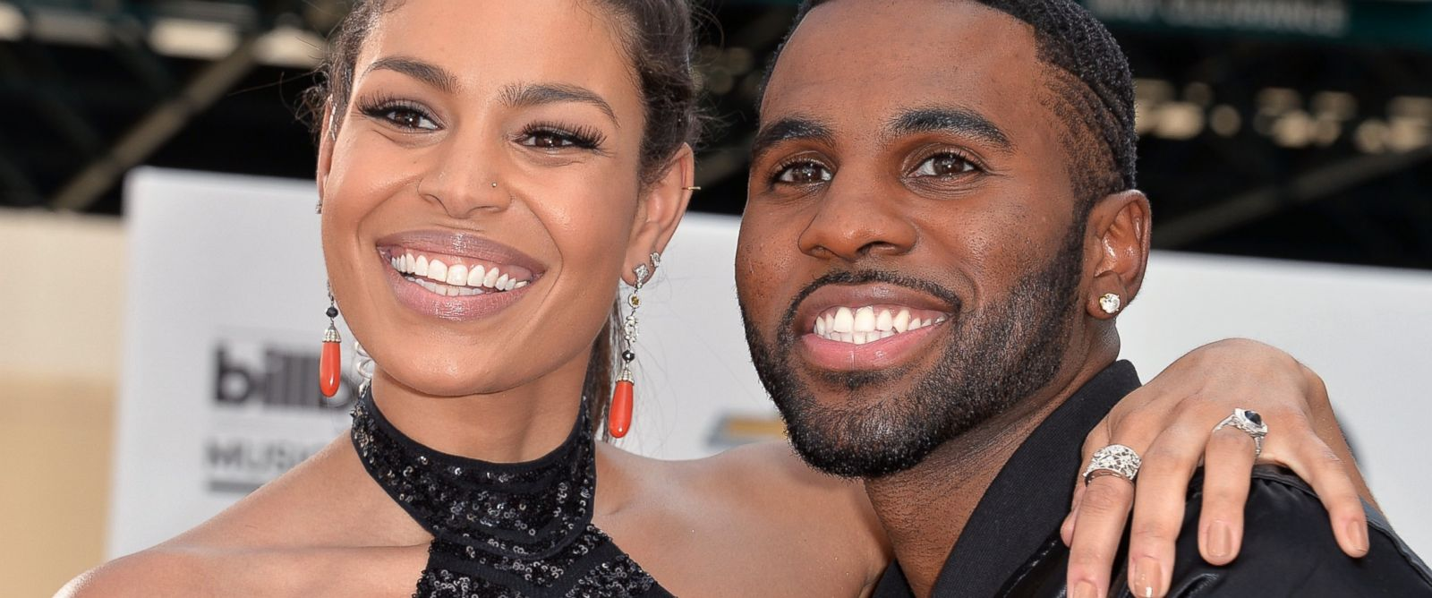 PHOTO: Singers Jordin Sparks and Jason Derulo attend the 2014 Billboard Music Awards at the MGM Grand Garden Arena on May 18, 2014 in Las Vegas, Nevada.