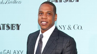 """PHOTO: Jay-Z attends """"The Great Gatsby"""" world premiere at Alice Tully Hall at Lincoln Center on May 1, 2013 in New York City."""