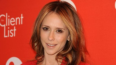 "PHOTO: Actress Jennifer Love Hewitt attends the Valentine's Day event for the upcoming season of ""The Client List"" at Mel's Diner on Feb. 14, 2013, in Los Angeles."
