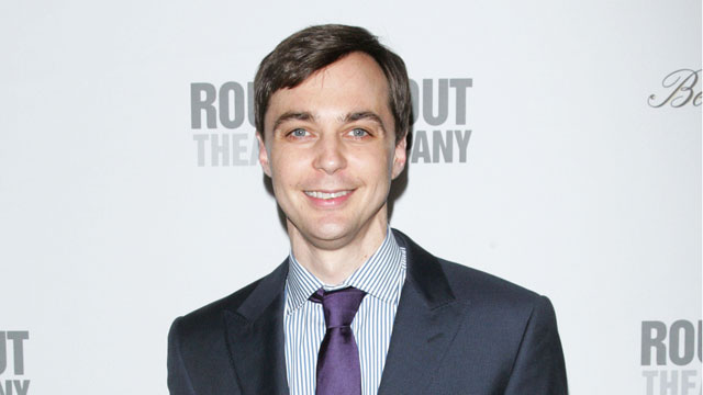 "PHOTO: Actor Jim Parsons attends ""Harvey"" Broadway Opening Night after party at Roundabout Theatre Company's Studio 54 on June 14, 2012 in New York City."