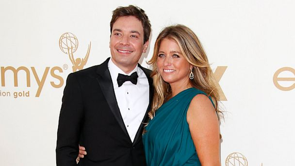 PHOTO: Jimmy Fallon and Nancy Juvonen