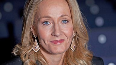 PHOTO: J K Rowling