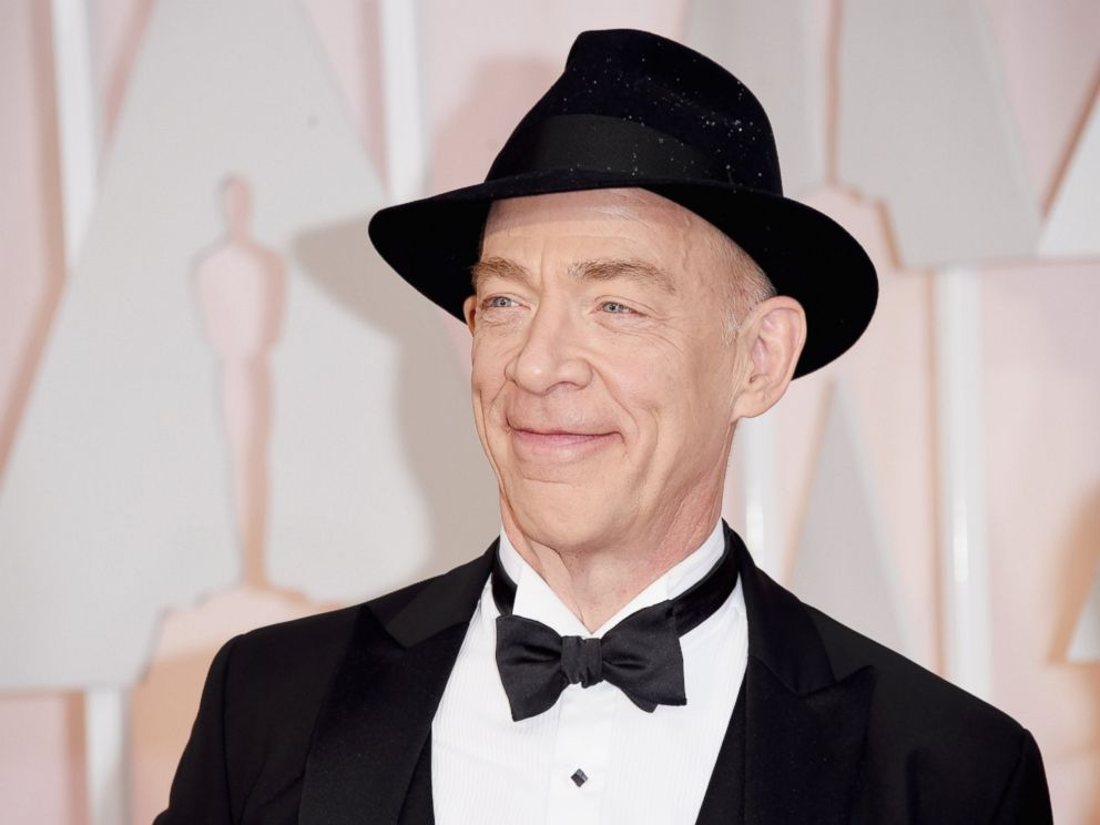 PHOTO: J.K. Simmons attends the 87th Annual Academy Awards at Hollywood & Highland Center on Feb. 22, 2015 in Hollywood, Calif.