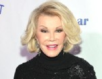 PHOTO: Joan Rivers attends the Tie The Knot Spring Collection launch at Avenue, Feb. 27, 2013 in New York City.