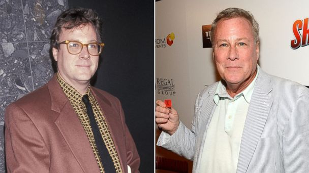 PHOTO: John Heard is seen at left in this 1992 file photo and at right attending a premiere in Los Angeles on Aug. 2, 2013.