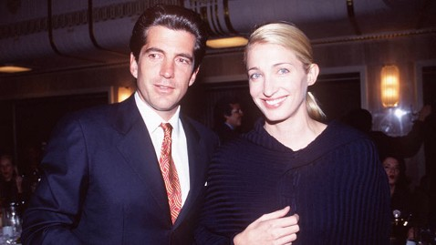 gty john kennedy jr caroline bessett thg 120120 wblog JFK Jr. and Carolyn Bessette Kennedy: The Truth Behind Their Fights