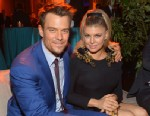 """PHOTO: Josh Duhamel and wife Fergie attend the premiere of Relativity Medias """"Safe Haven"""" after party at The Terrace At Hollywood & Highland, Feb. 5, 2013 in Hollywood."""