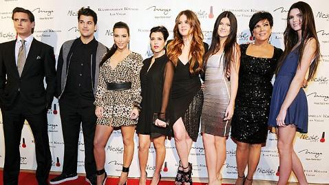 gty kardashian family jp 111222 wblog Kardashians Taking Sweatshop Reports Very Seriously