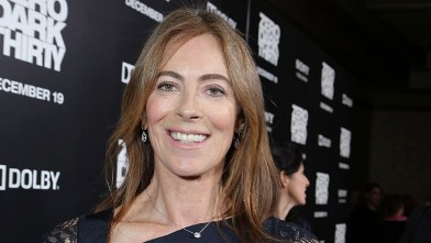 """PHOTO: Director/Producer Kathryn Bigelow is seen at Columbia Pictures """"Zero Dark Thirty"""" Premiere at Dolby Theatre on Dec. 10, 2012 in Hollywood."""