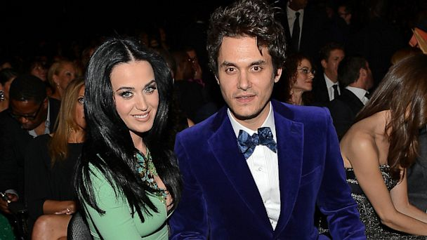 PHOTO: Katy Perry and John Mayer at the Grammy Awards