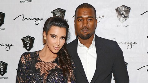 gty kim kanye mi 130107 wblog Kim Kardashian Wont Have to Prove Kanye West Is Babys Father