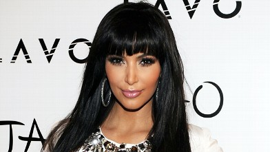 PHOTO: Kim Kardashian arrives at the New Years Eve party at Tao Las Vegas at the Venetian Hotel and Casino, Dec. 31, 2011 in Las Vegas.