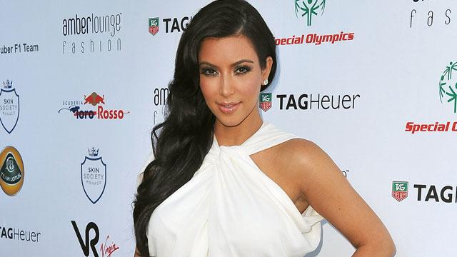 PHOTO: Kim Kardashian arrives to attend the AmberLounge Fashion Monaco 2011 in this May 27, 2011 file photo in Monaco.