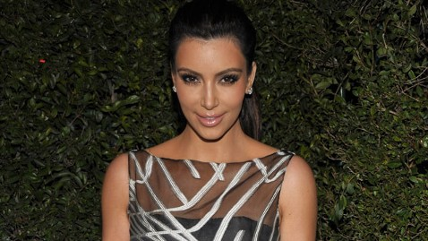 gty kim kardashian wy 120330 wblog Kim Kardashian Wants to Run for Mayor of Glendale, Calif.