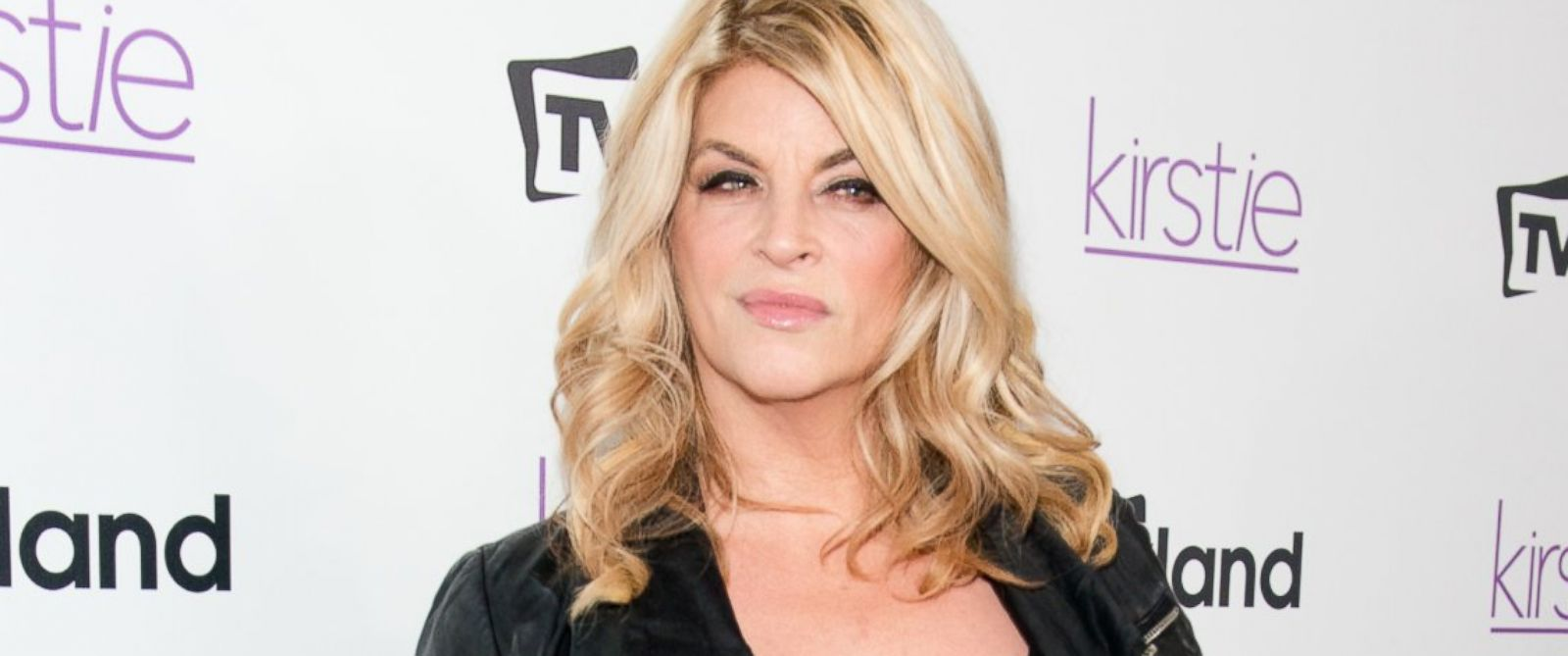 """PHOTO: Actress Kirstie Alley attends the """"Kirstie"""" series premiere party at Harlow, Dec. 3, 2013 in New York City."""