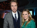PHOTO: Dax Shepard and Kristen Bell attends the Cinema For Peace 2013 Gala For Humanity, Jan. 11, 2013 in Beverly Hills, Calif.