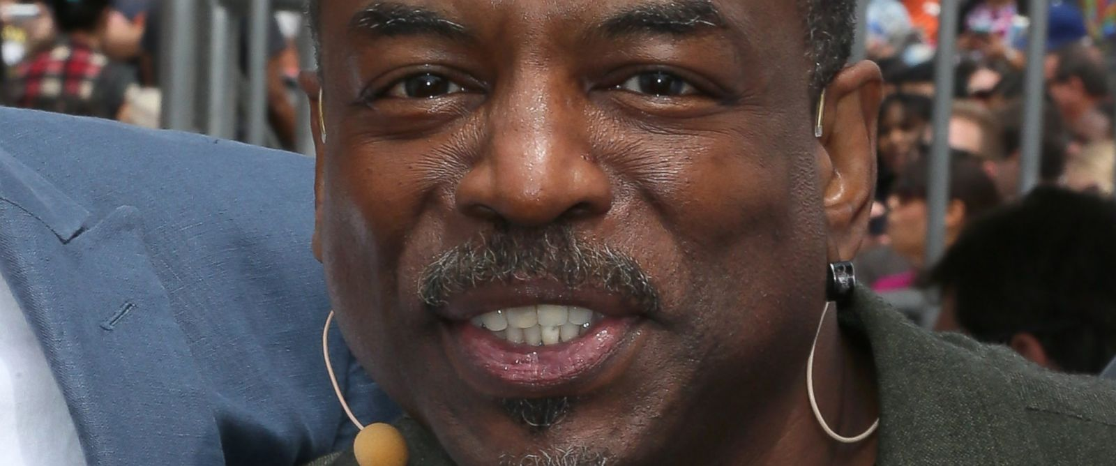 PHOTO: Actor LeVar Burton attends the 19th Annual Los Angeles Times Festival of Books on April 12, 2014 in Los Angeles, California.