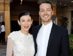 "PHOTO: Liberty Ross and husband director Rupert Sanders arrive at a screening of Universal Pictures ""Snow White and The Huntsman"" at the Village Theatre on May 29, 2012 in Los Angeles."