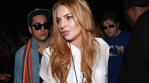 gty lindsay lohan dm 120420 wblog Lindsay Lohan Reportedly in Another Nightclub Altercation