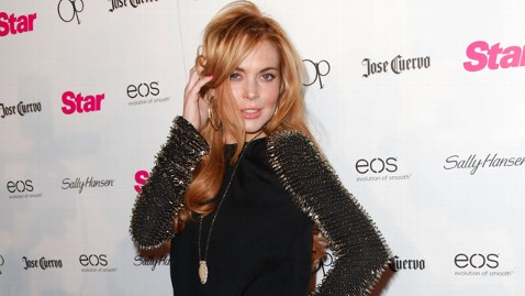gty lindsay lohan jt 120427 wblog Lindsay Lohan Works Through 26th Birthday