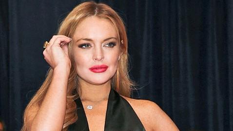 gty lindsay lohan ll 120611 wblog Lindsay Lohan Fine After 911 Call