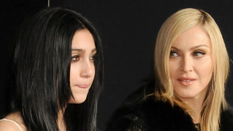 gty madonna lourdes leon ll 120419 wblog Madonna Not Happy About Daughter Smoking; Needs to Be Tougher