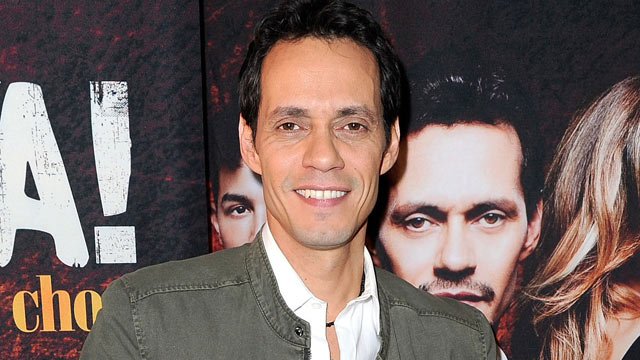 PHOTO: Marc Anthony promotes his show Q'Viva! Jan. 14, 2012 in Los Angeles, Calif.